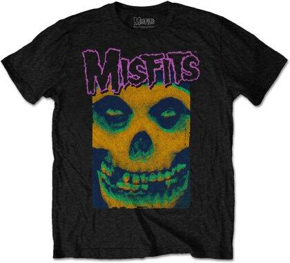 Misfits - Warhol Fiend (Black) T-Shirt - Grösse XL