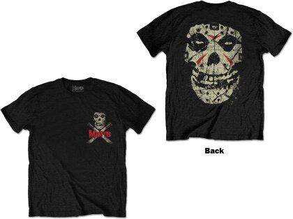 Misfits - Machete (Black) T-Shirt - Grösse L