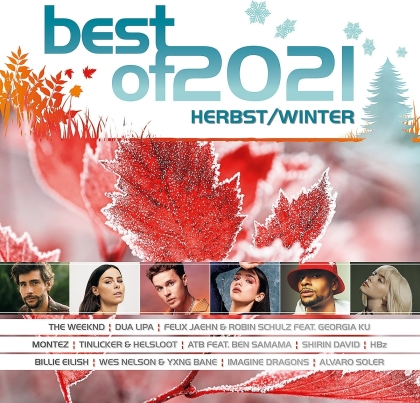 Best Of 2021 - Herbst/Winter (2 CDs)