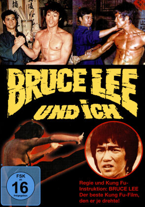 Bruce Lee und Ich (1973) (Cover A)