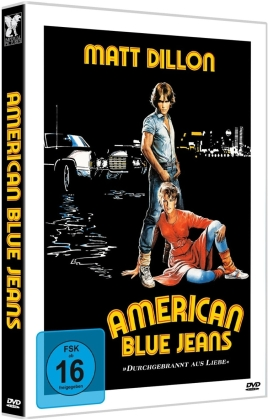 American Blue Jeans - Durchgebrannt aus Liebe (1981) (Cover A)