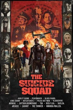 The Suicide Squad: Team - Maxi Poster