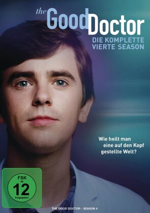 The Good Doctor - Staffel 4 (5 DVDs)