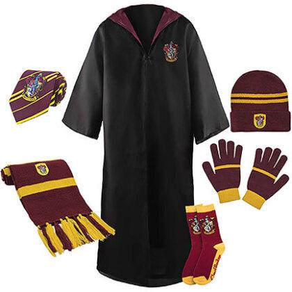 Pack - Uniforme Gryffondor - Harry Potter - Homme - S - Grösse S