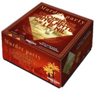 Murder Party - Croisière sanglante sur le Nil