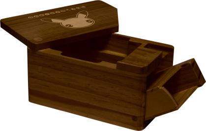 Pokémon 25th Anniversary Deck Box (Sammelkartenspiel-Zubehör)