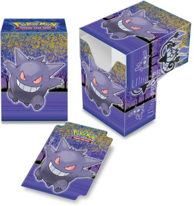 Pokémon Haunted Hollow Deck Box (Sammelkartenspiel-Zubehör)