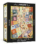Magical Manhattan Puzzle