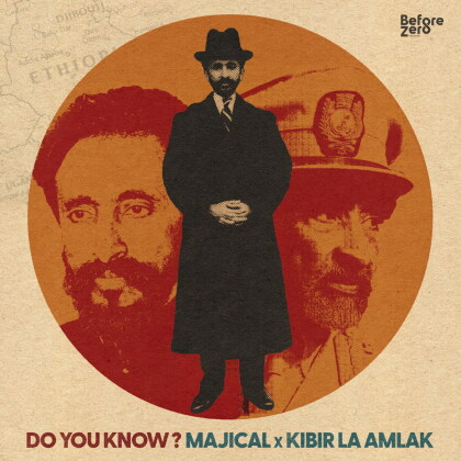 "Majical & Kibir La Amlak - Do You Know? (7"" Single)"