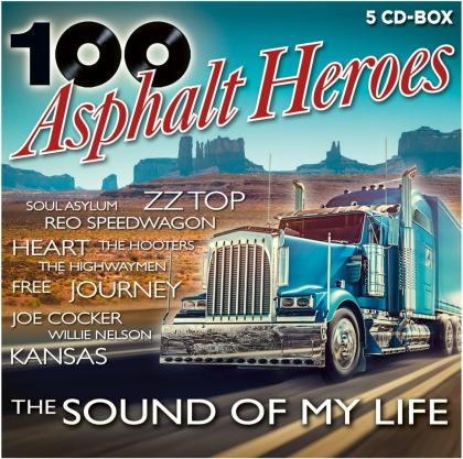 100 Hits Asphalt Heroes (5 CDs)