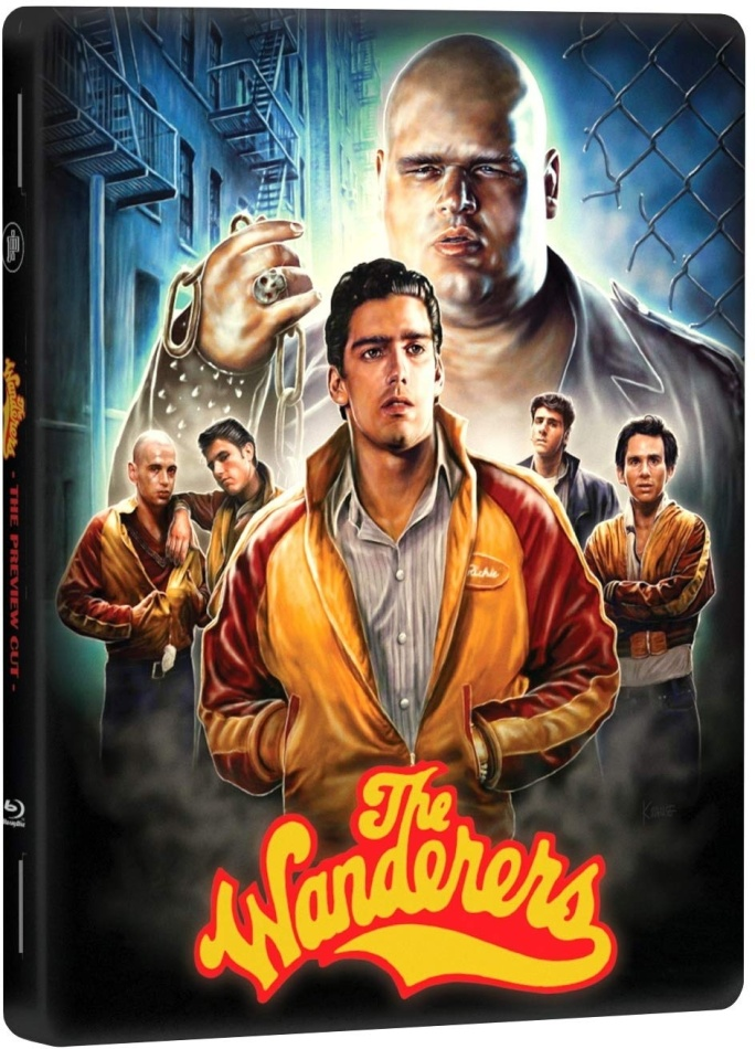The Wanderers (1979) (Preview Cut Edition, FuturePak, Limited Edition, Blu-ray + CD)