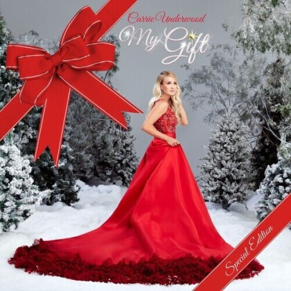 Carrie Underwood - My Gift (2021 Reissue, Capitol Nashville, Edizione Speciale)