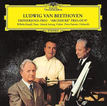 Beethoven, Wilhelm Kempff, Ludwig van Beethoven (1770-1827), Henryk Szeryng, Pierre Fournier, … - Erzherzogs-Tio - Archduke Trio Op. 97 (Japan Edition)