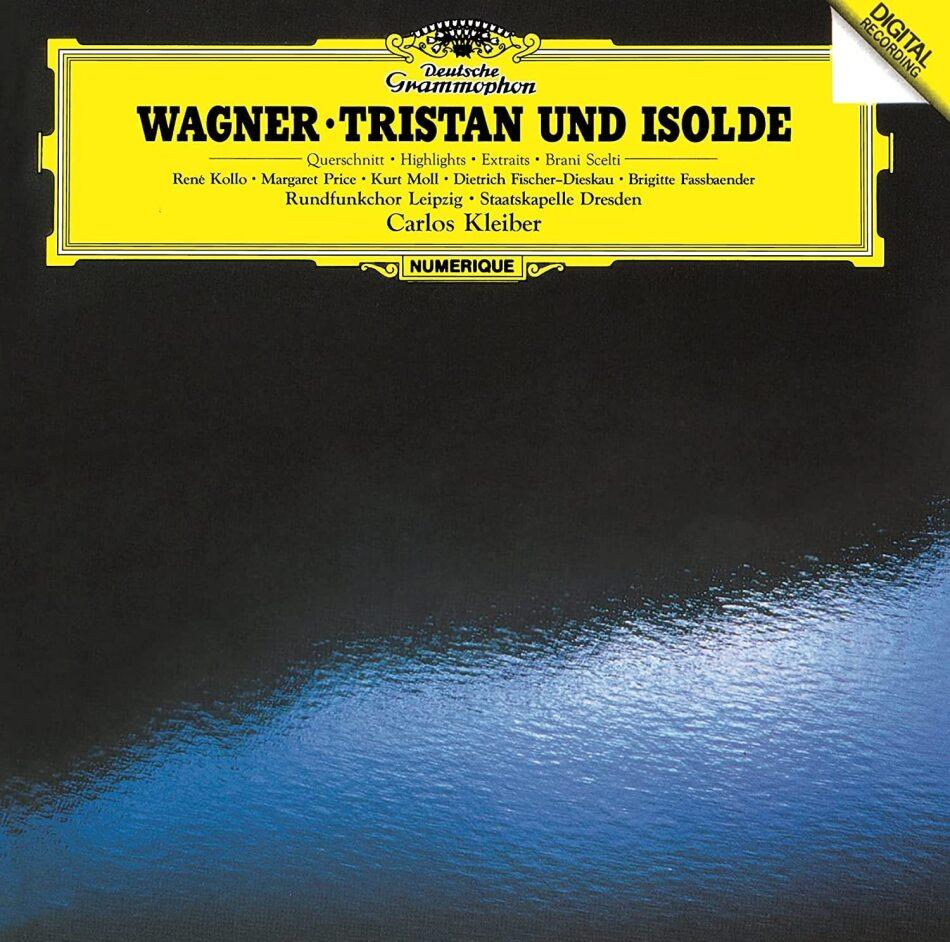 Richard Wagner (1813-1883), Carlos Kleiber, Margaret Price, René Kollo, Dietrich Fischer-Dieskau, … - Tristan Und Isolde - Highlights (Japan Edition)
