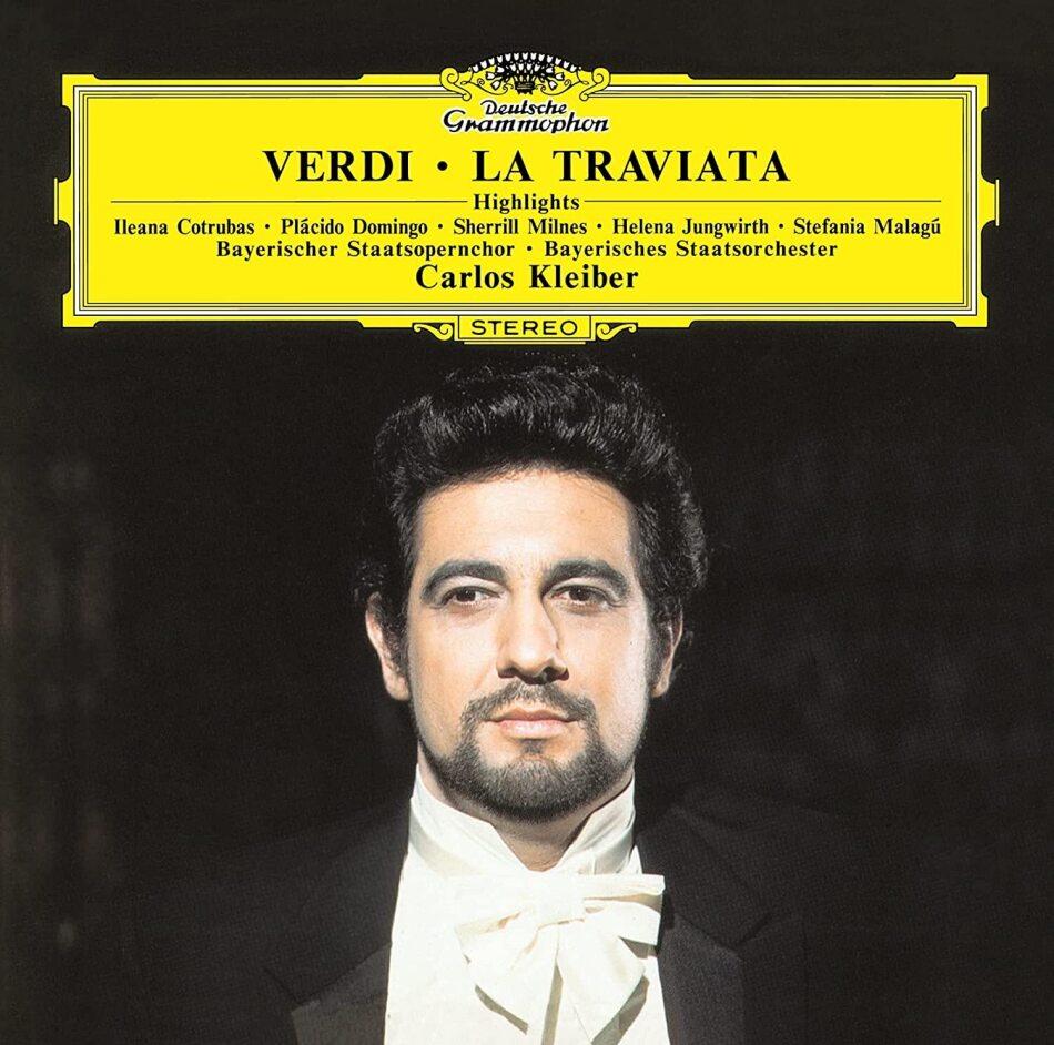 Giuseppe Verdi (1813-1901), Carlos Kleiber, Ileana Cotrubas, Placido Domingo & Bayerisches Staatsorchester - La Traviata - Highlights (Japan Edition)