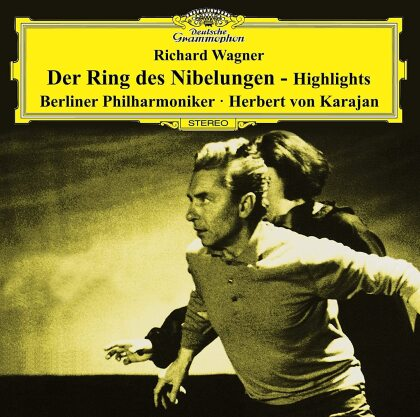 Herbert von Karajan, Richard Wagner (1813-1883) & Berliner Philharmoniker - Der Ring Des Nibelungen - Highlights (Japan Edition)