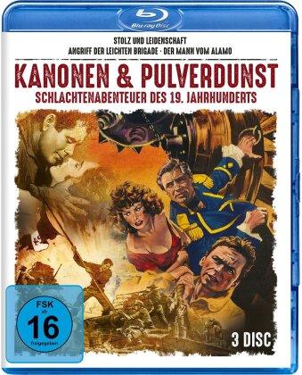 Kanonen & Pulverdunst - Schlachtenabenteuer des 19. Jahrhunderts (3 Blu-rays)