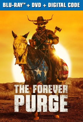 The Forever Purge (2021) (Blu-ray + DVD)