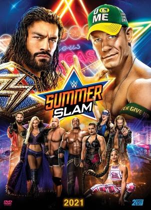 WWE: Summerslam 2021 (2 DVDs)