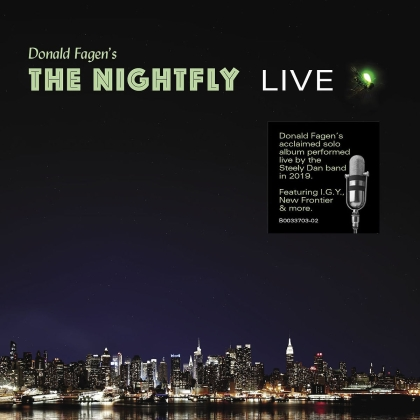 Donald Fagen (Steely Dan) - The Nightfly Live