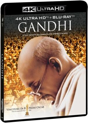Gandhi (1982) (2 4K Ultra HDs + 2 Blu-rays)