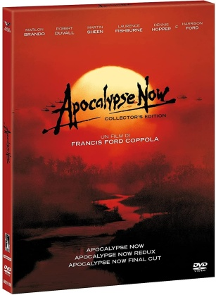 Apocalypse Now - (Green Box Collection) (1979) (Box, 4 DVDs)