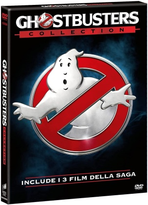 Ghostbusters (Green Box Collection, 3 DVDs)