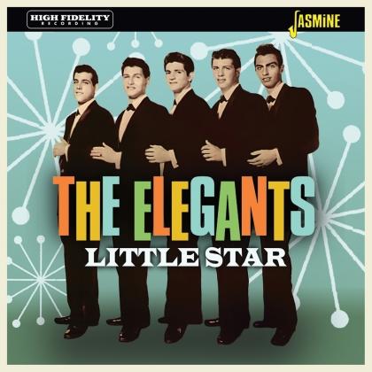 Elegants - Little Starr (2021 Reissue)