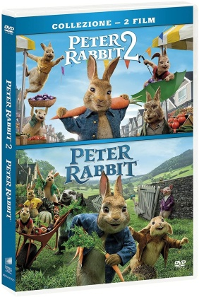 Peter Rabbit 1 & 2 (2 DVD)
