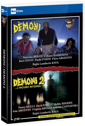 Dèmoni & Dèmoni 2 (2 DVDs)