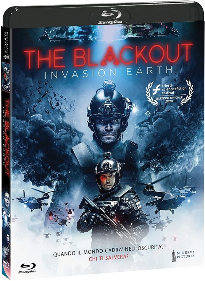 The Blackout - Invasion Heart (2019)