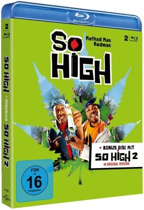 So high / So high 2 (2 Blu-rays)