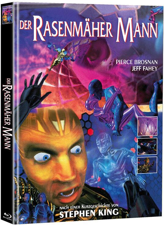 Der Rasenmäher Mann (1992) (Cover B, Super Spooky Stories, Limited Edition, Mediabook, Blu-ray + DVD)
