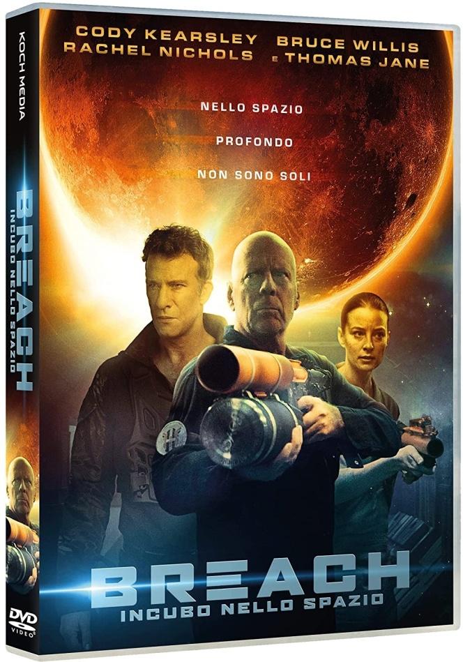 Breach - Incubo nello spazio (2020)