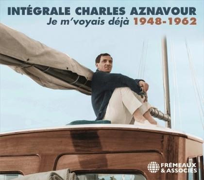 Charles Aznavour - Intégrale 1948-62 (6 CDs)