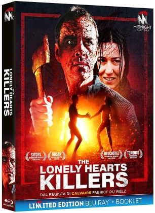 The Lonely Hearts Killers (2014) (Midnight Factory, Limited Edition)