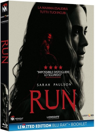 Run (2020) (Midnight Factory, Limited Edition)