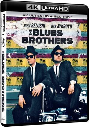 The Blues Brothers (1980) (4K Ultra HD + Blu-ray)