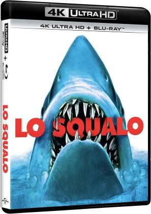 Lo Squalo (1975) (4K Ultra HD + Blu-ray)