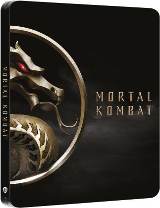 Mortal Kombat (2021) (Steelbook)