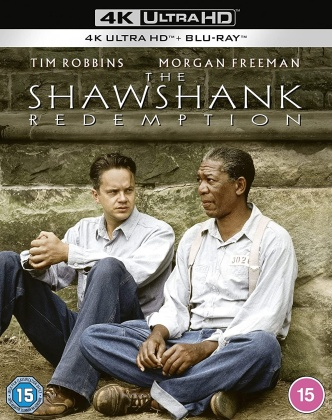 The Shawshank Redemption (1995) (4K Ultra HD + Blu-ray)