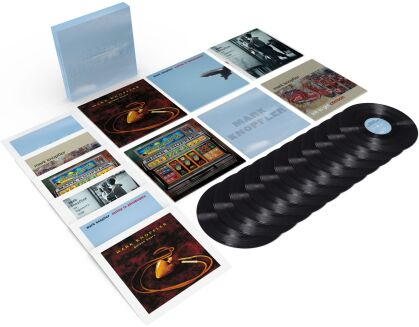 Mark Knopfler - The Studio Albums 1996-2007 (Limited Edition, 11 LPs)