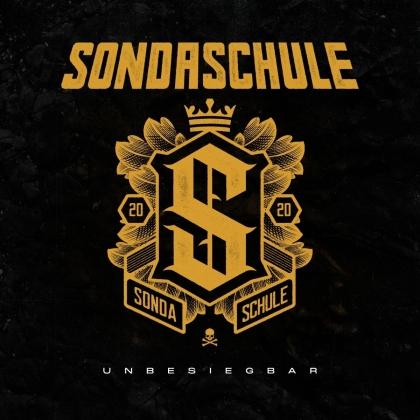 Sondaschule - Unbesiegbar (LP + DVD)