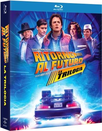 Ritorno al Futuro - La Trilogia (Neuauflage, 4 Blu-rays)