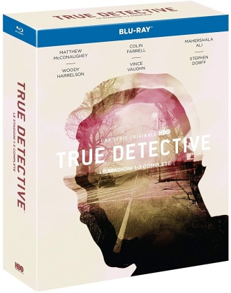 True Detective - Stagioni 1-3 (9 Blu-rays)