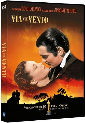 Via col vento (1939) (Neuauflage, 2 DVDs)