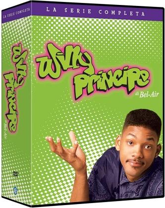 Willy, Principe di Bel Air - La Serie Completa - Stagioni 1-6 (23 DVD)
