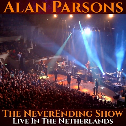 Alan Parsons - The Neverending Show: Live In The Netherlands (2 CDs + DVD)