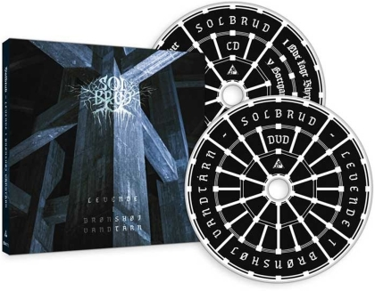 Solbrud - Levende I Bronshoj Vandtarn (Black Vinyl, 2 LP + DVD)