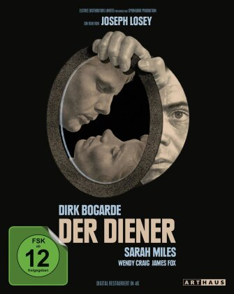 Der Diener (1963) (4K-restauriert, Special Edition, 2 Blu-rays)